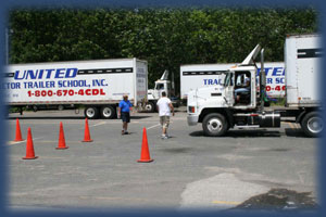 Image of United CDL Training