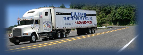 United Tractor Trailer School Inc Unitedcdlcomunited Tractor